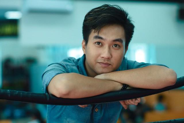 Diễn viên Phạm Anh Tuấn. Ảnh: TL