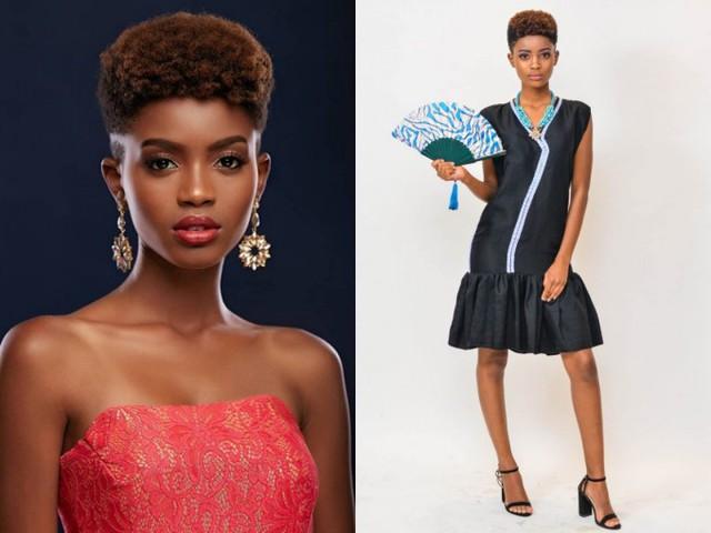 Wabaiya Kariuki năm nay 22 tuổi, cao 1,65 m và vừa đăng quang Hoa hậu Hoàn vũ Kenya vào đầu tháng 11. Cô sẽ đại diện quốc gia châu Phi này tại Miss Universe 2018 và là một trong hai thí sinh hiếm hoi sở hữu mái tóc cá tính.