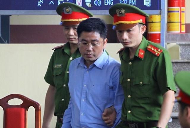 Nguyễn Văn Dương tự nhận trách nhiệm của mình.
