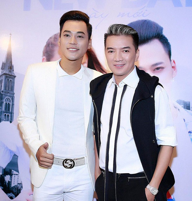 Phan Ngọc Luân gây sốc khi tiết lộ mối quan hệ hơn mức thầy trò với Đàm Vĩnh Hưng.