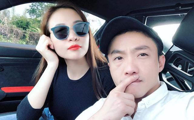 Cường Đô La khẳng định sẽ cưới Đàm Thu Trang.