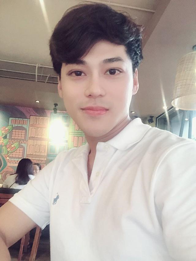 Phan Ngọc Luân tiết lộ đã có bạn gái để thanh minh cho bản thân.