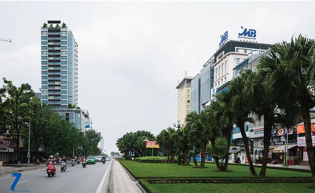 Đường Liễu Giai, ngay trung tâm quận Ba Đình cũng nằm trong địa chỉ đen của dân làng chơi.