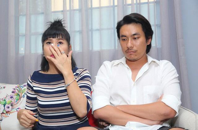 Cát Phượng và Kiều Minh Tuấn xuất hiện cùng nhau sau scandal