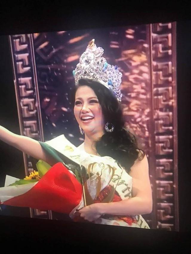Miss Earth 2018 chính là ước mơ lớn trong cuộc đời của Nguyễn Phương Khánh.