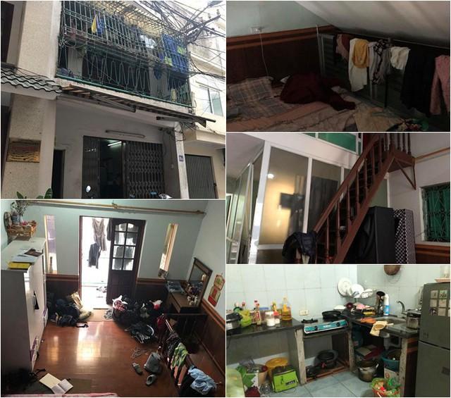 Nằm trên con phố sầm uất thuộc trung tâm thành phố Hải Phòng, tổ ấm của chị Hương Trang, 26 tuổi, có cốt nhà xây từ thời Pháp thuộc.