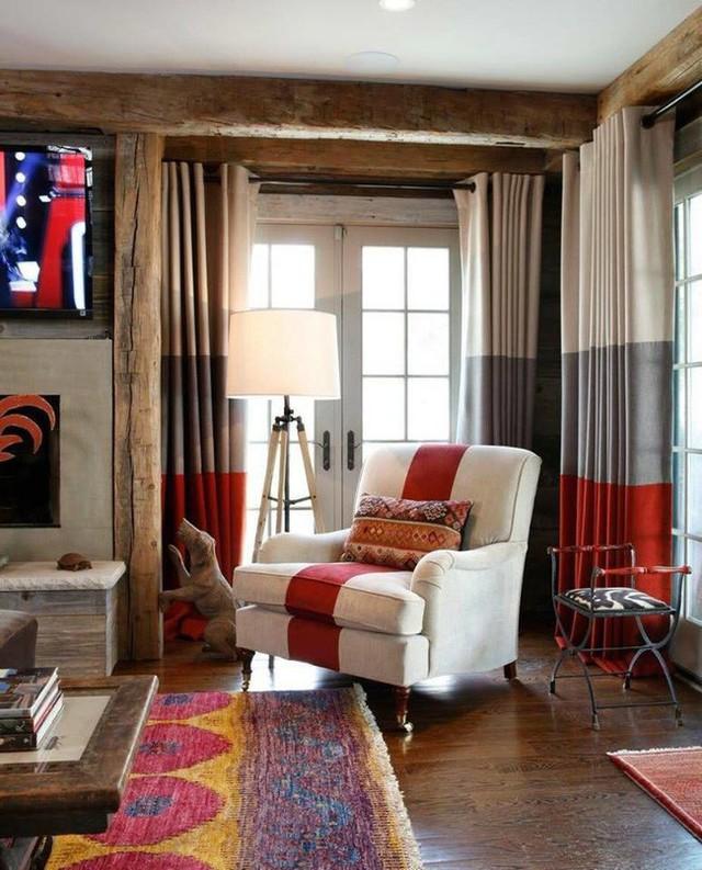 Với mỗi sở thích và phong cách lại cho những cách phối màu khác nhau để làm nổi bật cá tính và gout thẩm mỹ của chủ nhân căn phòng.