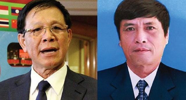 Ông Phan Văn Vĩnh và Nguyễn Thanh Hóa cùng nhúng chàm trong vụ đánh bạc do các ông trùm Nguyễn Văn Dương, Phan Sào Nam cầm đầu. (ảnh: TG)