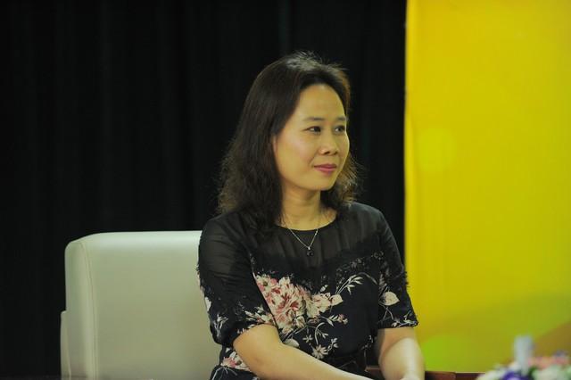 PGS.TS Hồ Thị Kim Thanh, Trưởng khoa Nội tiết - Cơ xương khớp (Bệnh viện Lão khoa Trung ương)