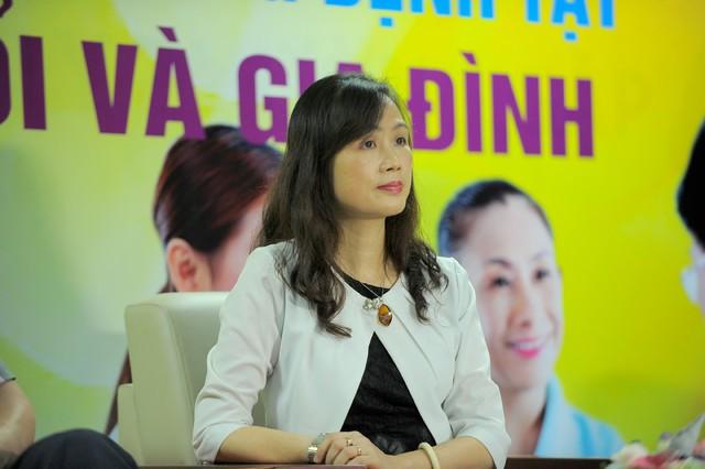 TS Chu Minh Hà, Trưởng khoa Nội Tổng hợp, Bệnh viện E.
