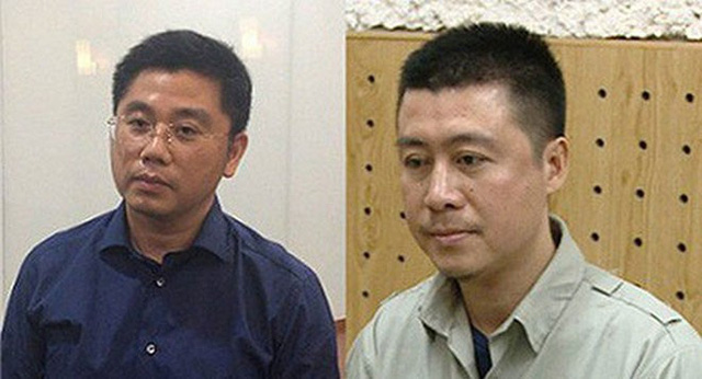 Cùng bắt tay xây dựng tổ chức đánh bạc qua mạng, hai ông trùm Phan Sào Nam, Nguyễn Văn Dương cùng dẫn nhau vào vòng tố tụng. (ảnh: internet)
