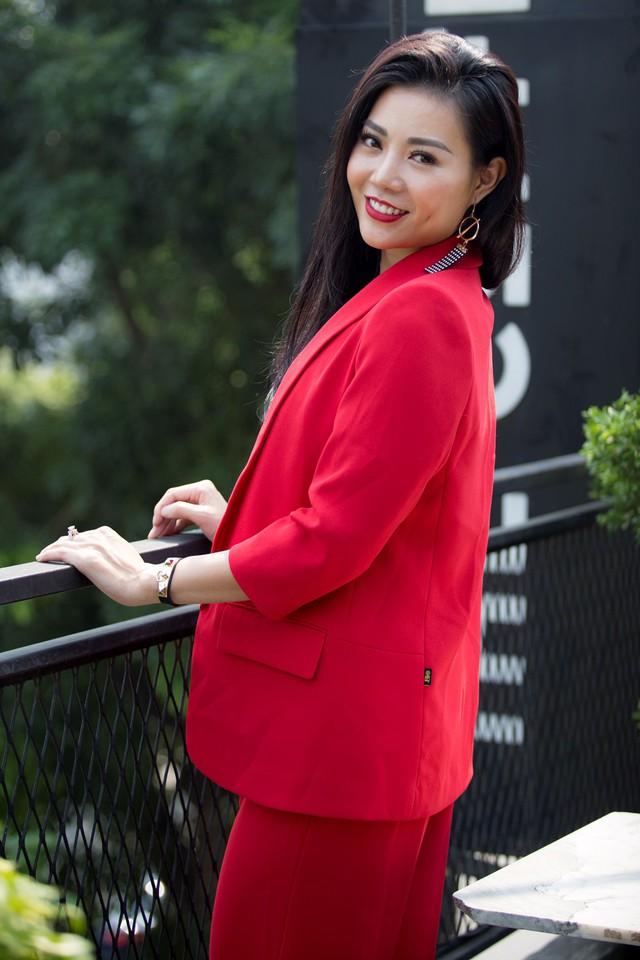 Để đảm nhận vai Lan, Thanh Hương cho biết nhiều khi cô bị căng thẳng, tưởng như điên thực sự.