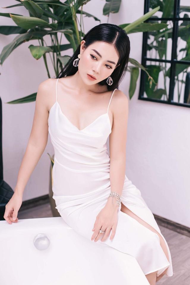 Thanh Hương đánh giá cao Phương Oanh ở sự cố gắng và cách diễn bản năng.