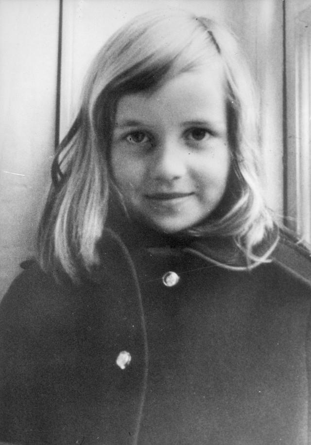 Hình ảnh Diana chụp vào khoảng năm 1965.
