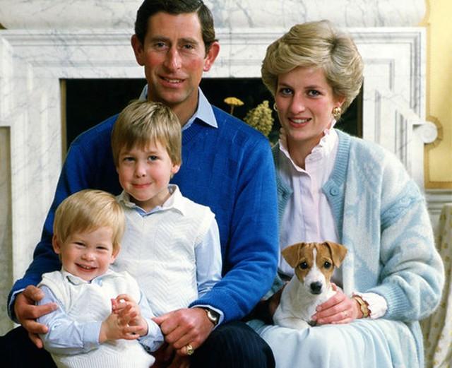 Thái tử Charles và Công nương Diana kết hôn năm 1981, sinh được hai con trai và chính thức ly hôn vào năm 1996. Ảnh: Express