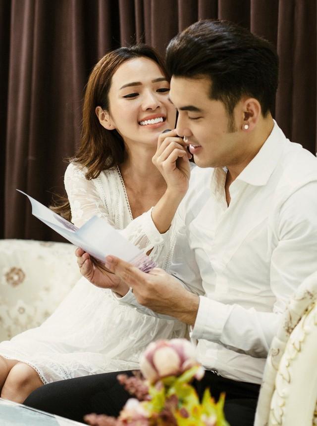 Cặp đôi sẽ diễn ra ngày hạnh phúc vào 1/12 tới.