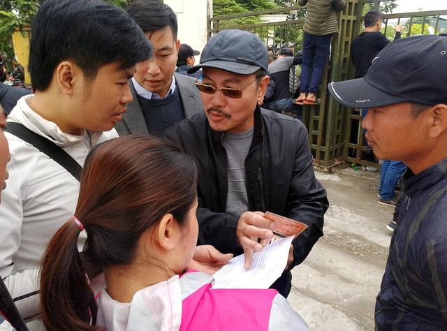 Mỗi thương binh được mua 2 vé và phải trình thẻ thương binh để nhận giấy hẹn từ phía VFF.