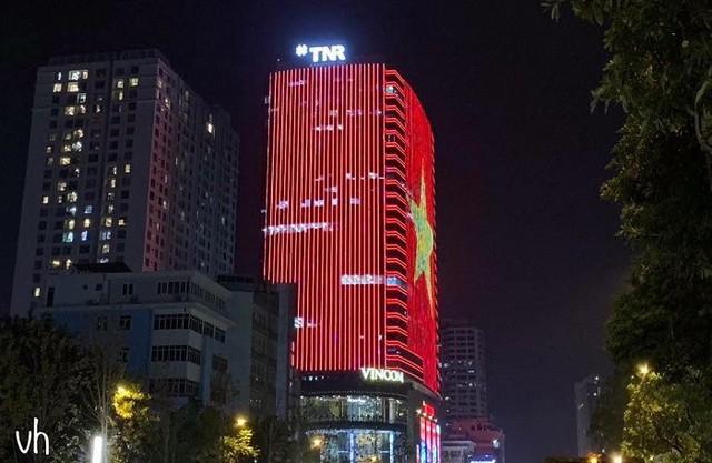 Tòa nhà TNR ở phố Nguyễn Chí Thanh.