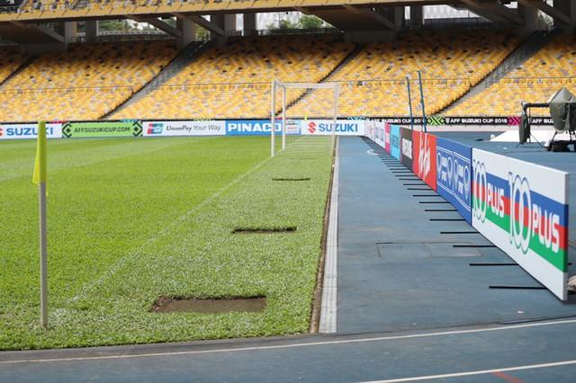 Các chi tiết nhỏ ở khu vực góc sân cũng được chăm chút tỉ mỉ.