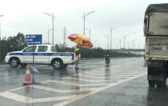 Chị Dung được phát hiện với thi thể không còn nguyên vẹn trên cao tốc Hà Nội - Bắc Giang. Ảnh: TL