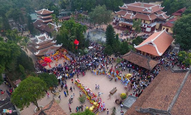 Hội Chùa Hương ở Hương Sơn, Mỹ Đức, Hà Nội