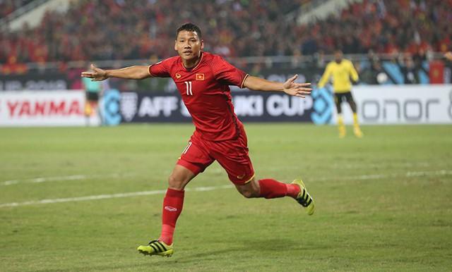 Bàn thắng đẹp mắt của Anh Đức giúp ĐTVN giành chiến thắng 1-0.