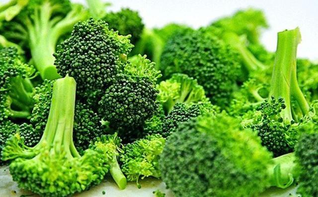 Súp lơ là thực phẩm không thể thiếu của bệnh nhân ung thư bàng quang, vú, tuyến tiền liệt, gan, da và dạ dày.