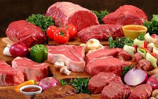 Thịt đỏ không tốt cho người bệnh ung thư.
