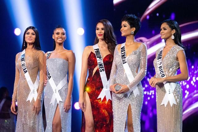 HHen Niê đã đi một chặng đường chông gai để đến Top 5 danh giá Miss Universe 2018