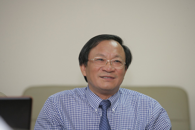 Th.S Nguyễn Doãn Tú - Tổng cục trưởng Tổng cục Dân số. Ảnh: C.Cường