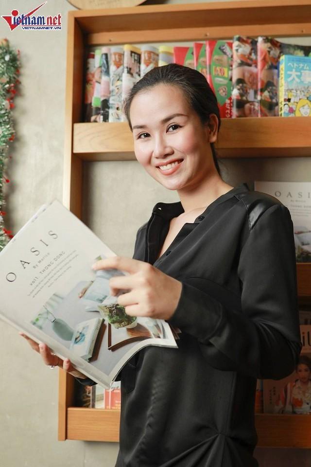 Hoạt động ca hát hơn 10 năm, Võ Hạ Trâm cho biết cô cảm thấy bằng lòng với vị trí hiện tại của mình trong nghề.