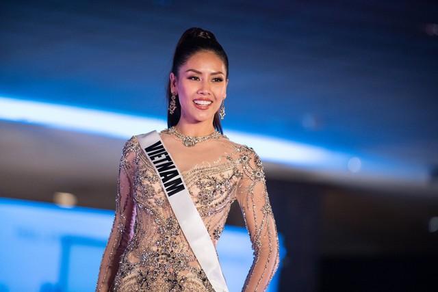 Nguyễn Thị Loan là đại diện Việt Nam tại Miss Universe 2017