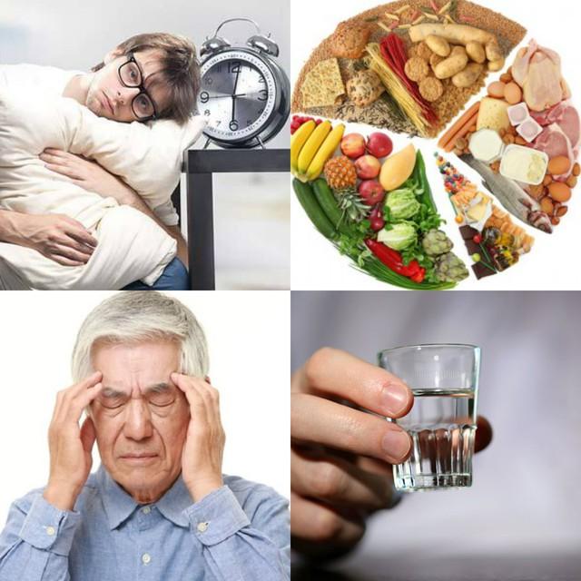 Trí nhớ bị rất nhiều yếu tố nguy cơ tác động gây ảnh hưởng tiêu cực.