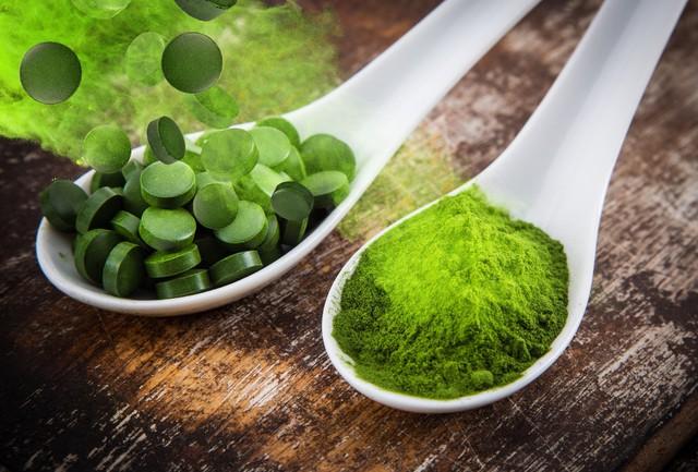 Tảo Spirulina – Thực phẩm bổ dưỡng cho người gầy