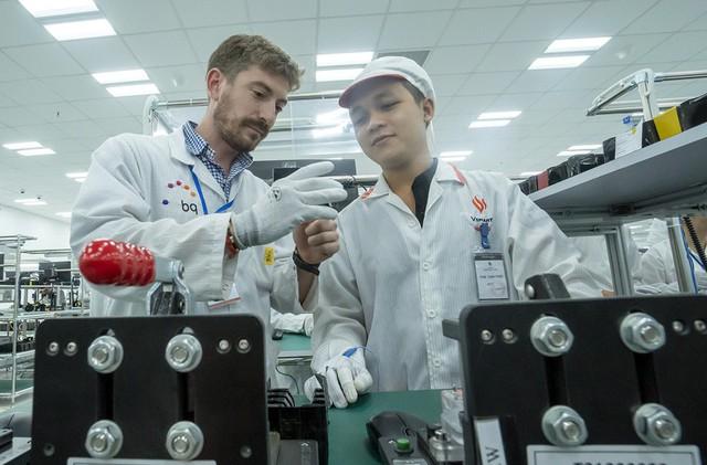 Các sản phẩm được kiểm tra kỹ trước khi xuất xưởng.