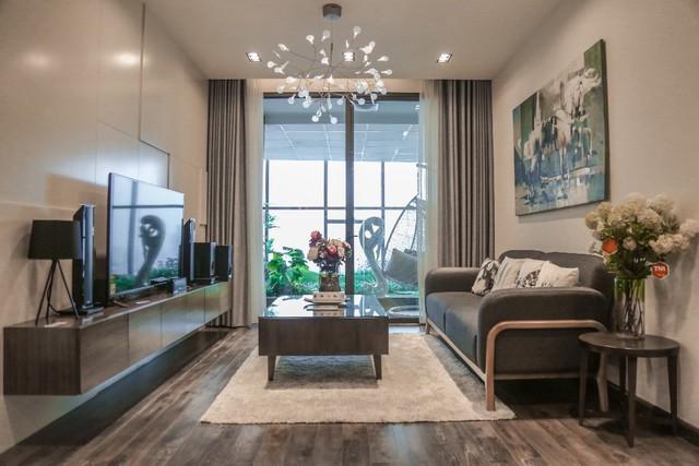 Thiết kế căn hộ sang trọng tại TNR GoldSeason 47 Nguyễn Tuân.
