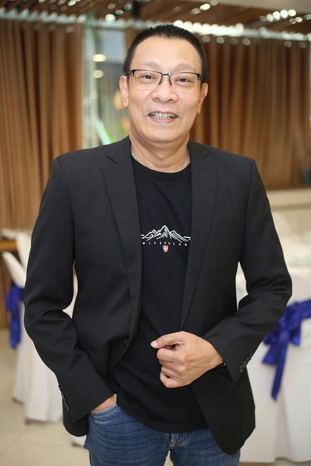 Nhà báo Lại Văn Sâm cho biết anh và con trai luôn rạch ròi trong công việc.