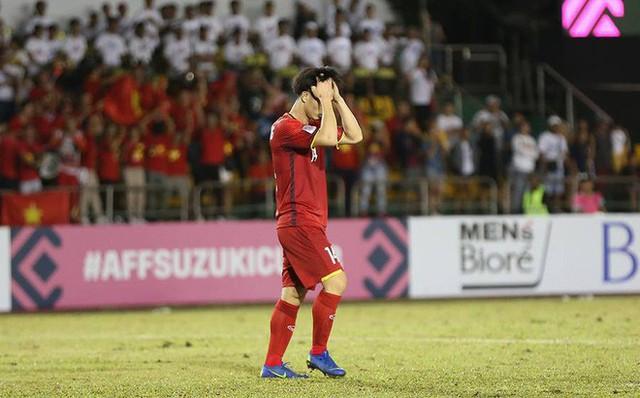 Tờ báo Philippines cho rằng thầy trò HLV Eriksson sẽ hết cơ hội nếu cú dứt điểm của Công Phượng ở thời điểm cuối trận trở thành bàn thắng.