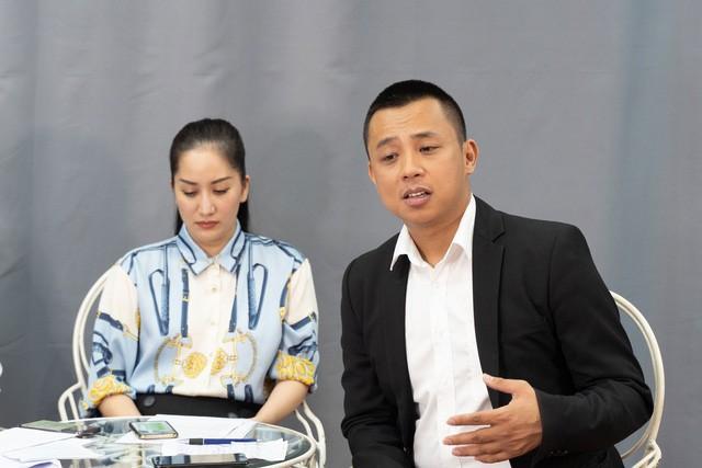 Chí Anh khâm phục hành động mạnh mẽ, đòi công bằng cho học trò của Khánh Thi.