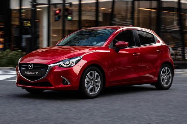 Mazda 2 thế hệ mới có giá dưới 600 triệu đồng