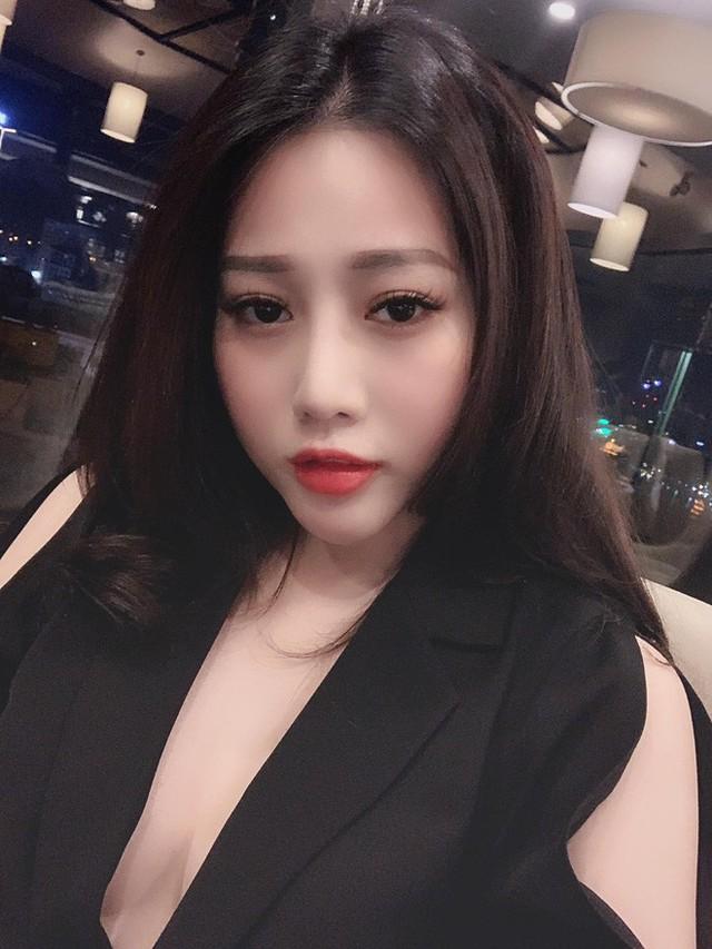 Hình ảnh xinh xắn của Vân Anh trước đó