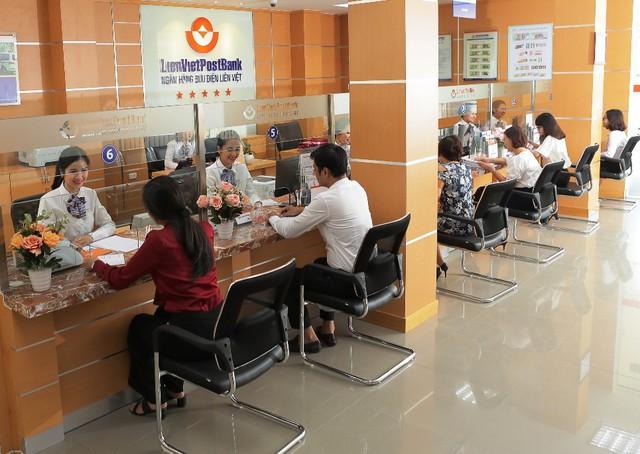 Lienvietpostbank được chấp nhận nâng cấp 147 Phòng Giao dịch.