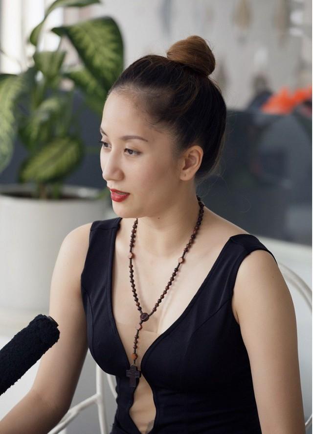 Kiện tướng dance sport Khánh Thi