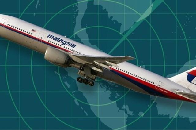 MH370 biến mất 2 lần trong ngày 8.3.2014. Ảnh: BI