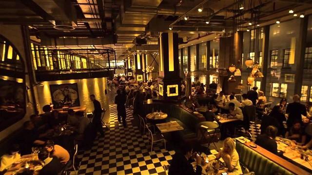 Nhà hàng của đầu bếp nổi tiếng thế giới Gordon Ramsay