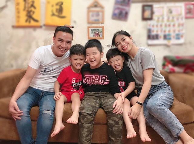 Anh Su cũng rất vui vẻ, thân thiết với hai em Gato và Bonbon, gia đình 5 người của họ khiến rất nhiều người ngưỡng mộ.