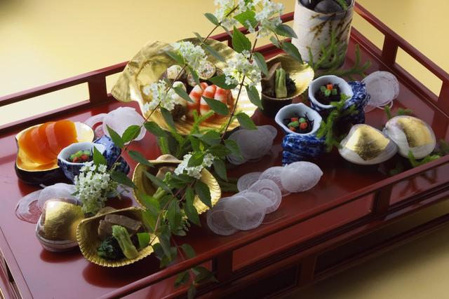 Một bữa ăn ở nhà hàng Kitcho, Kyoto, Nhật Bản có giá tầm 600 USD