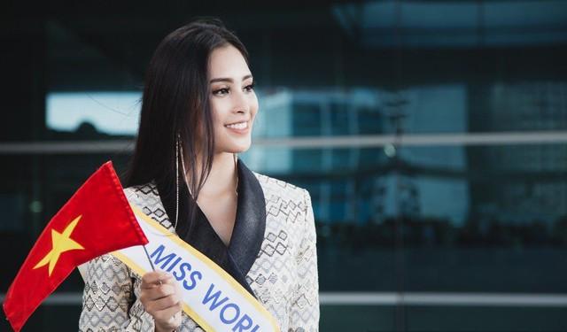 Theo bà Kim Dung, sau Miss World 2018, HH Trần Tiểu Vy sẽ không tham gia cuộc thi nhan sắc khác mà tập trung việc học và định hướng sự nghiệp