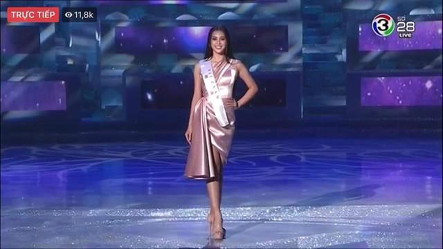 Trần Tiểu Vy dừng chân top 30 Miss World 2018