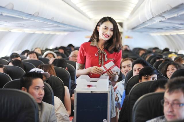 Còn rất nhiều vé máy bay trong tháng cao điểm Tết cho hành khách.    Ảnh:PV
